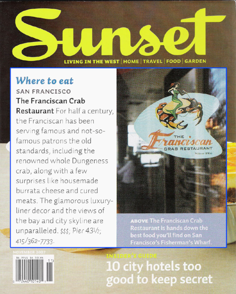 Sunset Magazine Review